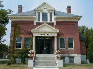 Damon Hall