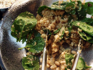 bean-grain-and-green-salad
