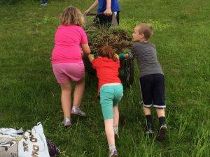 Tunbridge - Garden Day Teamwork