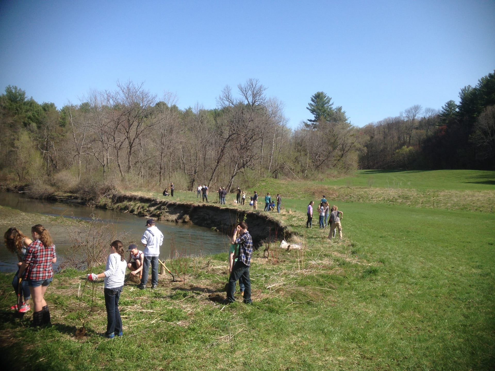 Photo from the White River Partnership