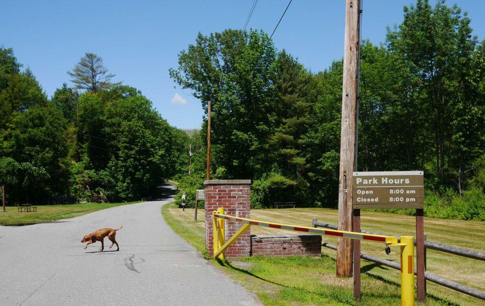 Union Village Quest Gate