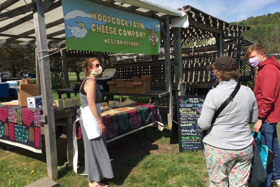 Norwich Farmers Market June 2020