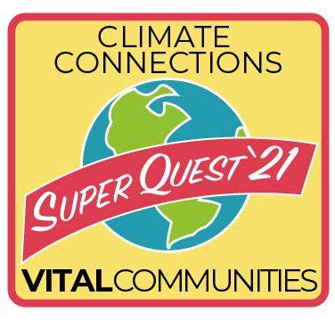 Climate Connections Super Quest patch