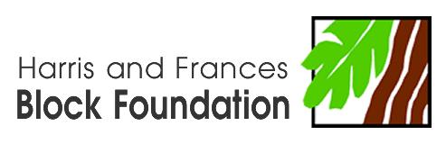 Harris and Frances Block Foundation logo
