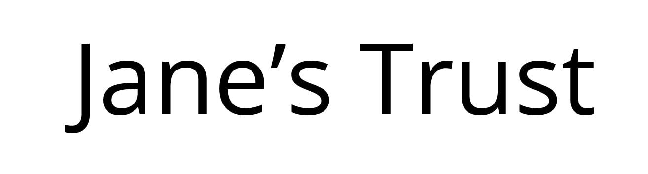 Jane's Trust logo
