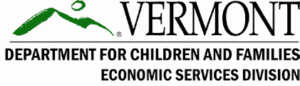 Vermont Department for Children and Families logo